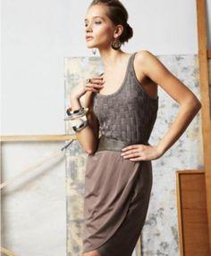 Doo.ri for Impulse Tulip Wrap Skirt