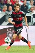 Erik Durm, German fullback Footballer World Cup 2014 vogue.uk photo by getty