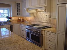 Granite New Venetian Gold Kitchen Countertop
