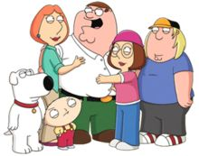 It seems today, that all we see is violence in movies, & sex on tv.. where are those good ol fashioned values, on which we used to rely? LOVE family guy.