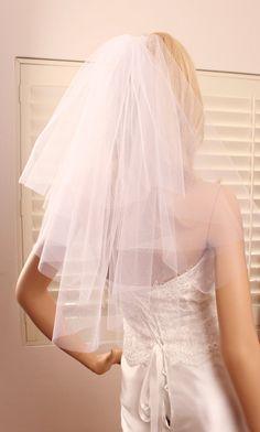 https://www.etsy.com/listing/221311533/2-tier-veil-wedding-veil-shoulder-length