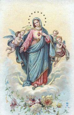 María Santísima, nuestra Madre