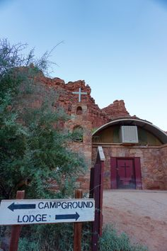 Supai Village, Havasupai, Arizona