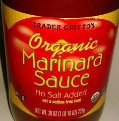 1/2 cup = 35mg sodium - Trader Joe's No Sodium Foods, Low Sodium Diet, Low Sodium Recipes, Diet Recipes, Cardiac Diet, Renal Diet, Heart Healthy Recipes, Healthy Choices, Salt Free Recipes