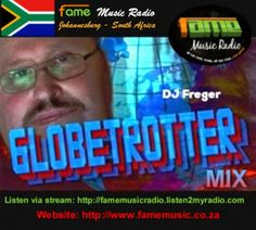 Right NOW before The Pack Show - Dj Ferger with Globetrotter Mix - Go to http://www.famemusic.co.za to listen