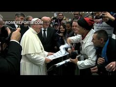 "Pope Francis asks for ""deeds not words"" for the first World Day of the Poor - ROME REPORTS"