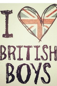 Enough said...Hey, if you're a guy that's doing ORA with me and you're British, I might be obssessing over you...