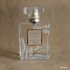 My perfume. But this is a limited edition bottle. Coco Mademoiselle by Chanel.