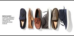 Mens Shoes, Mens Boots, Mens Loafers and Mens Sneakers from Coach