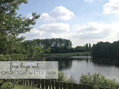 A trip to Chorlton Water Park in Manchester  http://www.athriftymrs.com/2013/06/chorlton-water-park-free-days-out.html