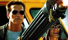 """""""The Last Stand"""" movie review - http://thefilmdiscussion.com/2013/01/23/the-last-stand/"""