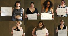 """Women Are Rocking Their """"Flaws"""" In This Amazing Body-Positive Ad Campaign - http://blog.clairepeetz.com/women-are-rocking-their-flaws-in-this-amazing-body-positive-ad-campaign/"""