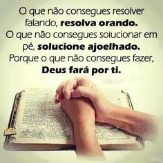 Confie e nunca perca a fé!!!!!