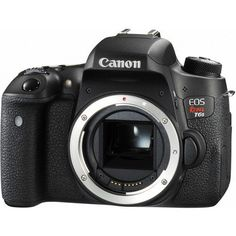 #CanonEOSRebel T6s #DigitalSLRCamera - Black (Body Only) *NEW* http://www.ebay.com/itm/Canon-EOS-Rebel-T6s-Digital-SLR-Camera-Black-Body-Only-NEW/172233696404?hash=item2819eda494