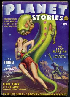 Planet Stories - =-= 1942