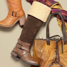 URBAN VINTAGE boots