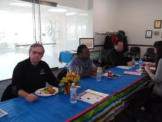 This month's luncheon was held at the Berkeley Village Hall and catered by Cuomo Catering. There was representatives from Berkeley and Hillside Fire Departments for a brief presentation and Q&A. Hillside-Berkeley Chamber of Commerce 4850 W. Butterfield Road Hillside, IL 60162 708-449-2449