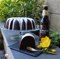 BUNDT CAKE DE CHOCOLATE Y CERVEZA GUINNESS