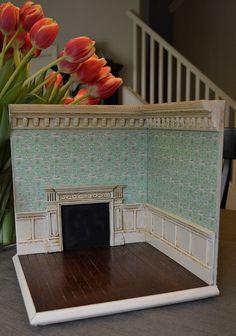 1:12 Corner Box | Flickr - Ken Haseltine Regent Miniatures