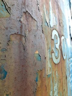 Rust British rail class 30