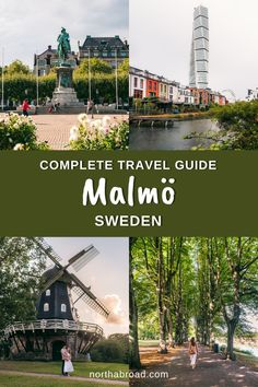 Planning to visit Malmö, Sweden? Here's everything you need to know about visiting Malmö including what to do, when to visit, where to eat and where to stay. We share the best things to do, parks, areas and other great tips for the cosy Swedish city. #malmö #sweden #scandinavia #europe