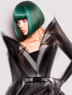 hair design editorial styling - Google Search