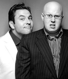 + David Walliams & Matt Lucas + Dynamite British comedy duo and stars of Little Britain and Come Fly With Me! Comedy Actors, Comedy Duos, Actors & Actresses, Little Britain, British Comedy, British Actors, Britain's Got Talent, Classic Tv, Classic Films
