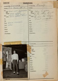 Elvis never left — Wardrobe screen tests   Source Elvis collectors
