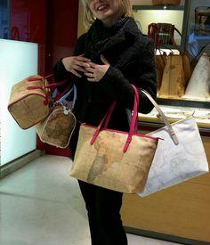 #alvieromartini #bags #1classe #shopping #mestre #venezia #bussola #borse #bussolastore.com