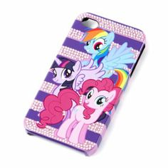 Claire's mlp I phone case for I phone 4 and 4s