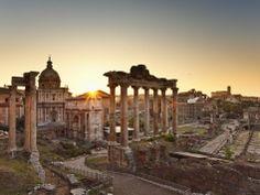 Roman Forum, Rome, Lazio, Italy, Europe Photographic Print by Francesco Iacobelli at AllPosters.com