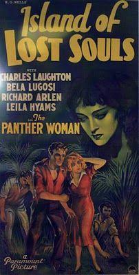 CyP: Island of Lost Souls (1932)