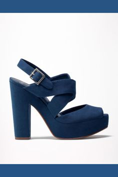 Zara shoes blue