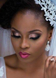 Maquiagem para noivas pele morena e negra 6b