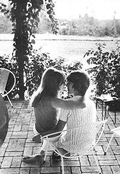 George and Patti