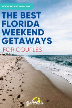 Florida is home to plenty of fun and funky towns well worth exploring. These sunny spots are full of great restaurants, beaches, and beautiful places to stay. Use these ideas to help you plan your next Florida weekend getaway! #florida #floridatravel #weekendgetaway #beachvacation Work Travel, Business Travel, Group Travel, Us Travel Destinations, Places To Travel, Florida Travel, Travel Usa, Travel Inspiration, Travel Ideas