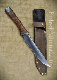 Tinker Pearce Custom - Fighting Dagger