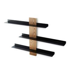 Slide Show Display Shelf | Adjustable Shelves, Knick Knack Shelf | UncommonGoods