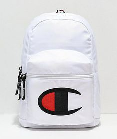 backpacks The Supercize mini backpack from Champion is the perfect everyday bag. The mid-sized design allows you to take your essentials with you everywhere you go without the bulk. This wh Cute Backpacks For School, Cute Mini Backpacks, Trendy Backpacks, College Backpacks, Leather Backpacks, Leather Bags, Backpacks For Girls, Nike Backpacks, Canvas Backpacks