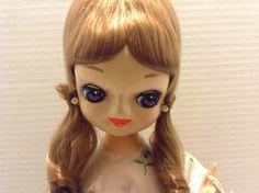 Bradley Big Eyed Doll Miss American Beauty by CharliesVintageAttic