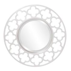 Howard Elliott Gaelic White Mirror