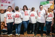 The Irish Red Cross Youth anti-bullying campaign 'Don't be a Bully, be a Buddy' was officially launched on the November 2013 and is now being used by Youth groups around Ireland. Anti Bullying Campaign, Youth Groups, Youth Programs, November 2013, Red Cross, 30th, Ireland, Irish, Product Launch