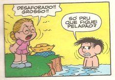 Satirinhas - Quadrinhos, tirinhas, curiosidades e muito mais! - Part 200