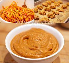Baking Sweet Potatoes