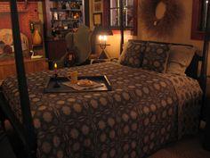 Primitive Bedroom...