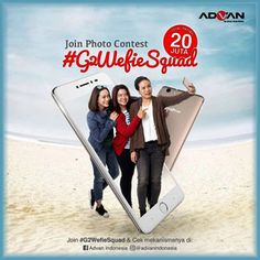 #InfoLomba #Kontes #Foto #G2WefieSquad #Photo #Contest #AdvanIndonesia G2 Wefie Squad Photo Contest 2018 Berhadiah Total 20 Juta Rupiah  DEADLINE: 31 Maret 2018  http://infosayembara.com/info-lomba.php?judul=g2-wefie-squad-photo-contest-2018-berhadiah-total-20-juta-rupiah