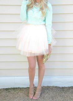 look pastel