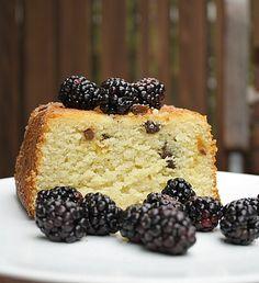 Ricotta Pound Cake by Delishhh, via Flickr