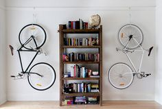 Bicycles, the Urban Lifestyle and Interior Design