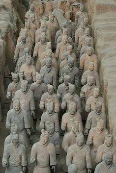 The TerraCotta Warriors   #Information #Informative #Photography